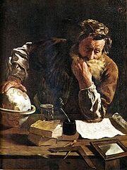 220px-Domenico-Fetti Archimedes 1620