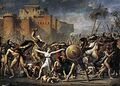 220px-The Intervention of the Sabine Women.jpg