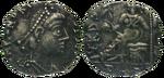 Münze Siliqua Vandalenkönig Geiserich.jpg