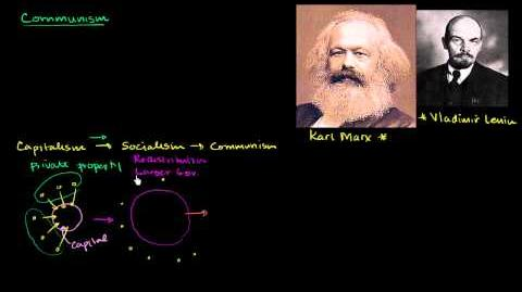 Khan Academy's Explanation of Communism