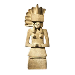 Huastec Goddess