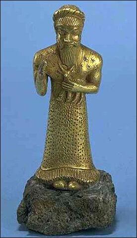 File:Elamite worshipper gold.jpg