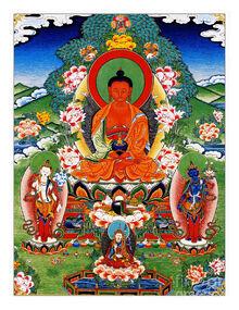 Buddha amitbha