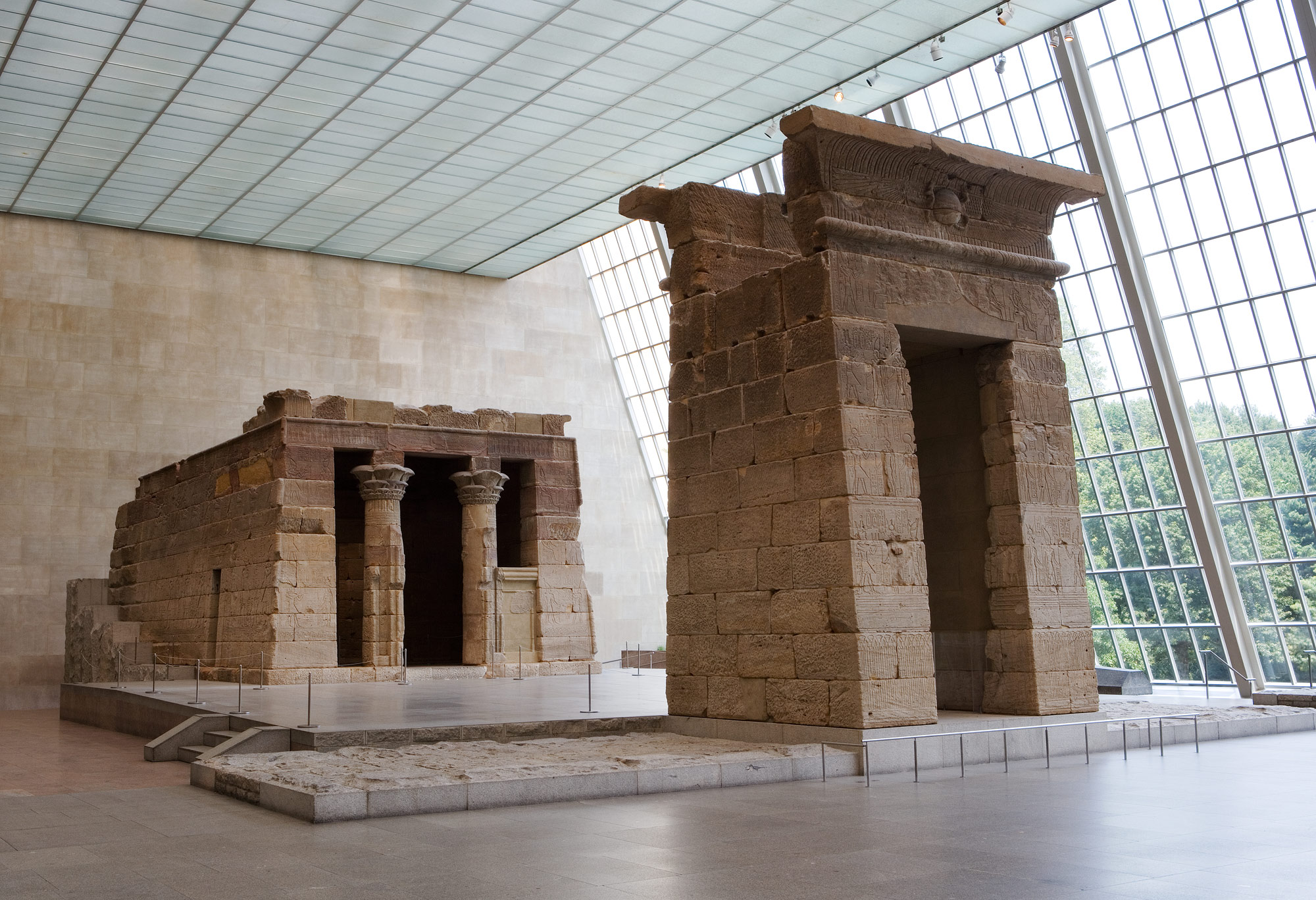 the temple of dendur history 2701 wiki fandom powered by wikia
