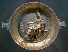 Athena-Schale Hildesheimer Silberfund