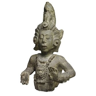 Mayan Maize God