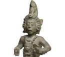 Mayan Maize God Sculpture