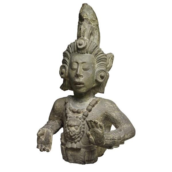 Mayan Maize God Sculpture   History 2701 Wiki   FANDOM ...
