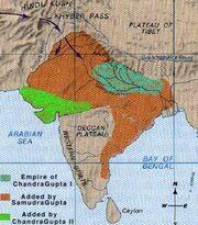 Gupta dynasty india
