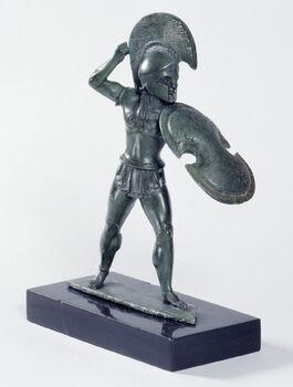 Attacking Warriors Dodona 510 BCE
