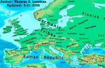 Europe-150bc