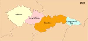 First Czechoslovak Republic