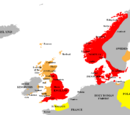 Dominions of Cnut