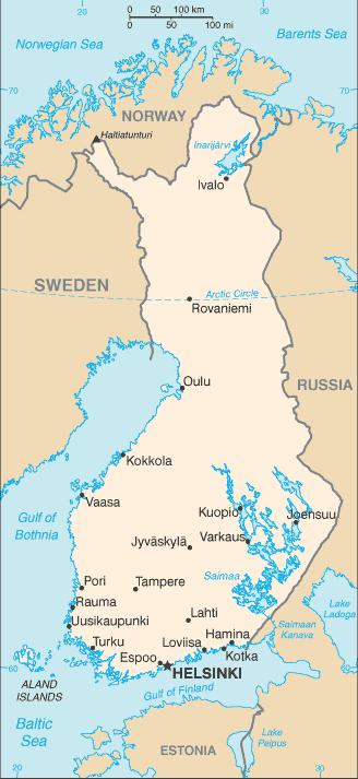 Finland Wiki Atlas of World History Wiki