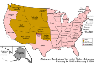 United States 1859-1860