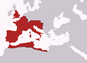 Western Roman Empire-395