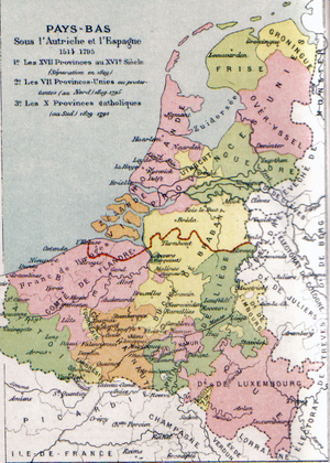 Spanish Netherlands