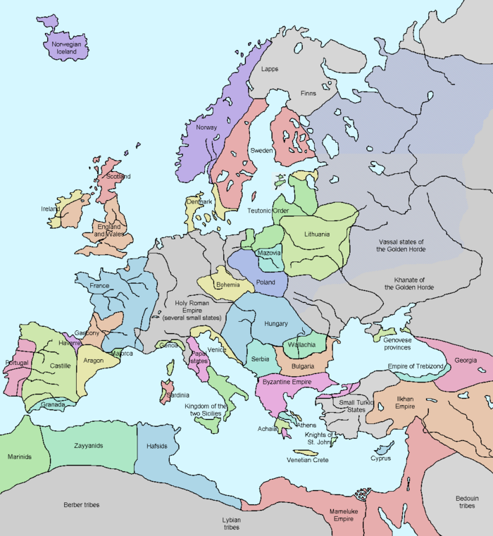 Europe-1328