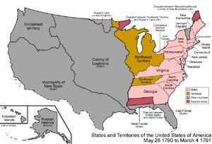 United States 1790-05-1791-03