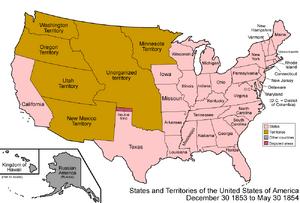 United States 1853-12-1854