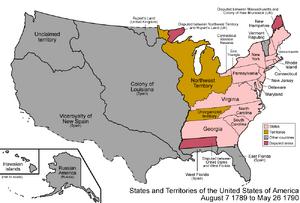 United States 1789-08-1790