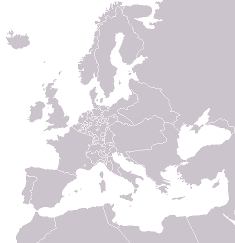 Europe-1791-Blank