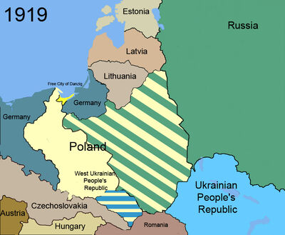 Poland 1919