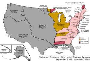 United States 1791-09-1792-03