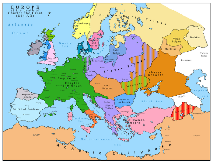 Europe-814