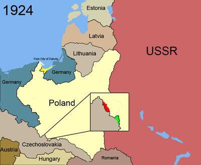 Poland 1924