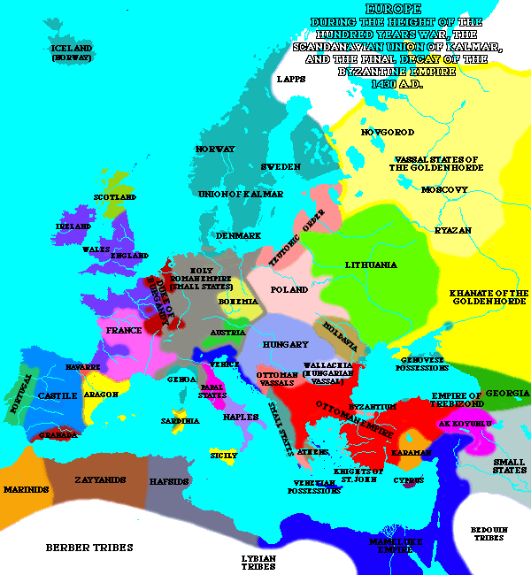 Europe-1430