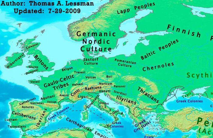 Europe-500bc