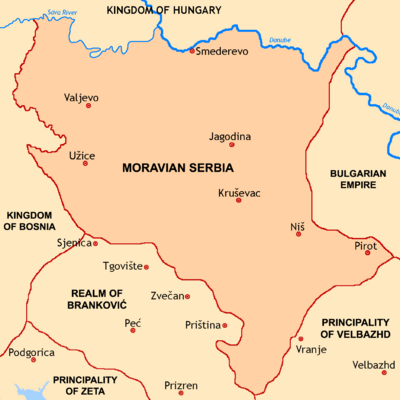 Moravian Serbia