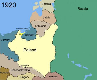 Poland 1920c