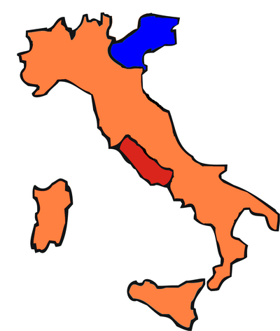 Kingdom of Italy-1861