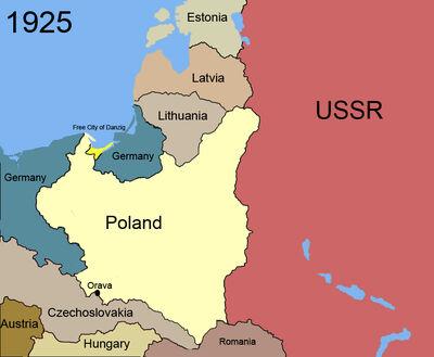 Poland 1925