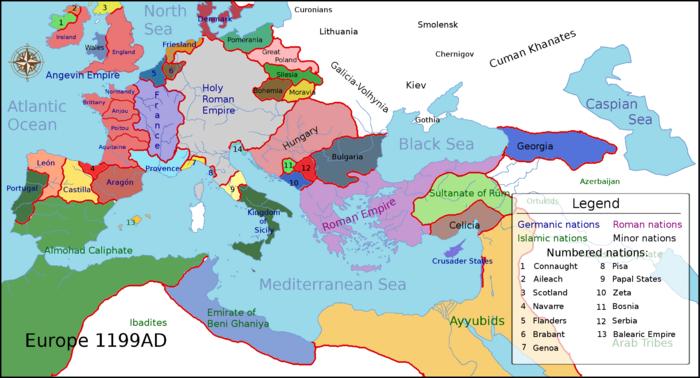 Europe-1199