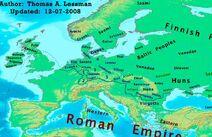Europe-400ad