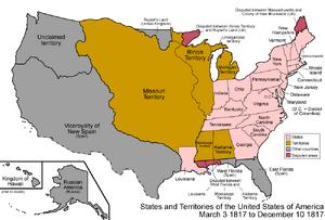 United States 1817-03-1817-12