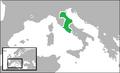 Papal States-1700-locator.png