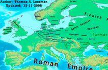 Europe-200ad