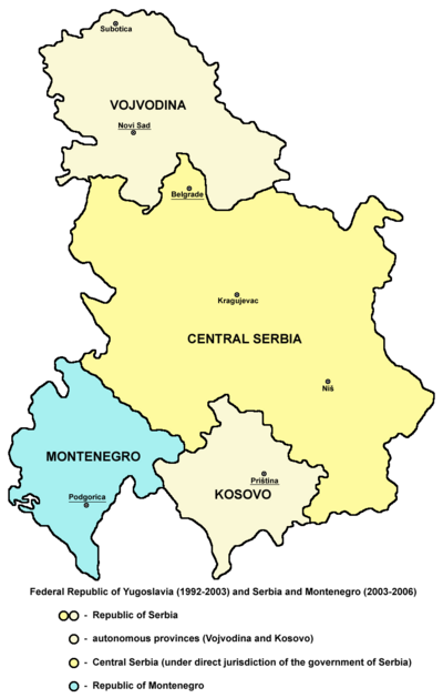 Serbia-1992-2006