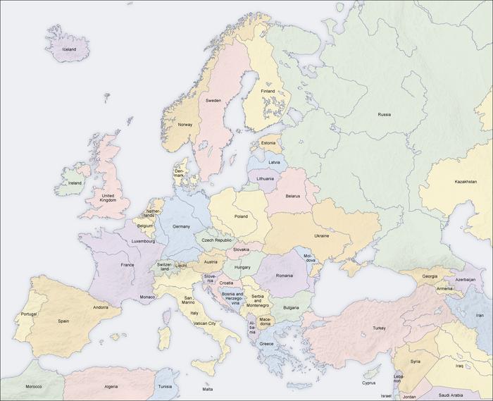 Europe-1993-2006