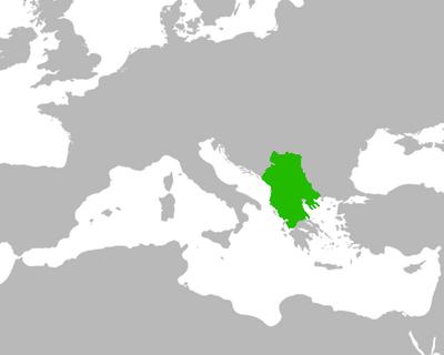 Serbian Empire-1350