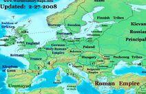 Europe-1000ad