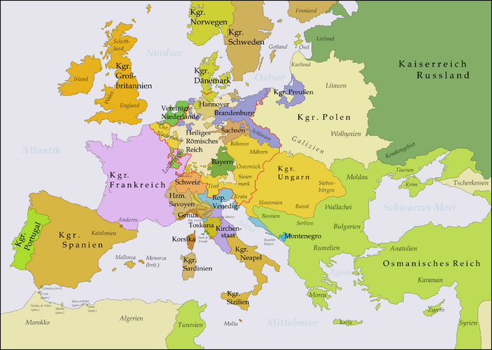Europe-1748-1766