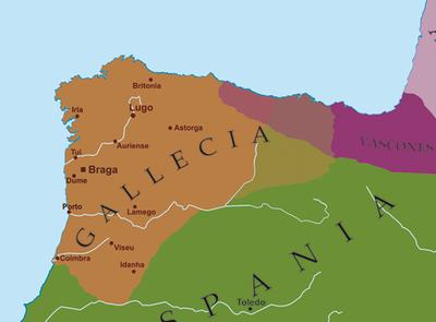 Suebic Kingdom of Galicia
