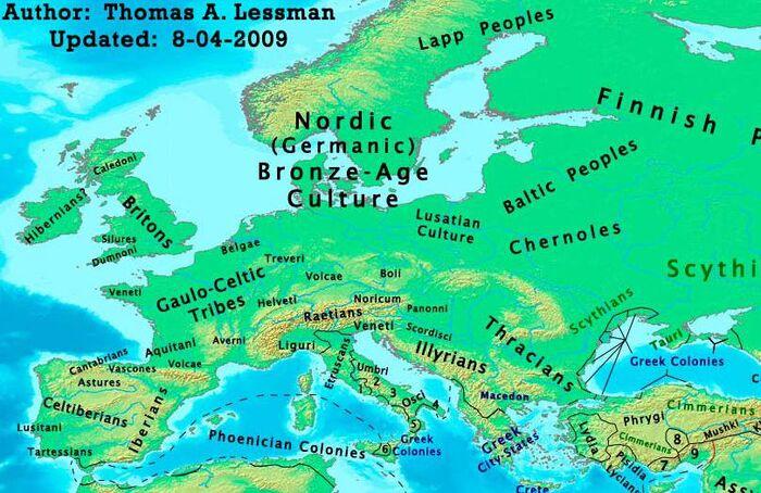 Europe-650bc