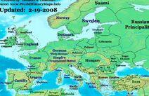 Europe-1300ad