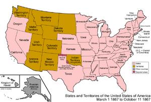 United States 1867-03-1867-10